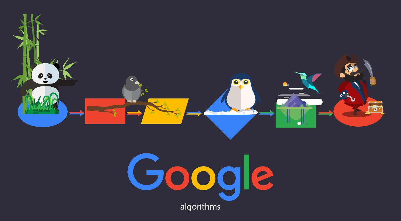 آپدیت جدید الگوریتم گوگل و بهینه سازی سایت برای آن